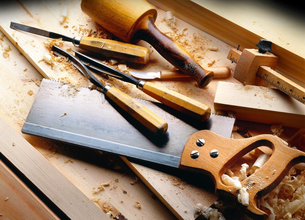 Faites appel à un artisan menuisier pour fabriquer vos meubles